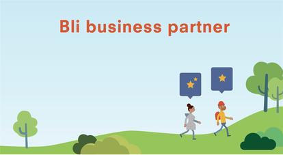 Bli business partner